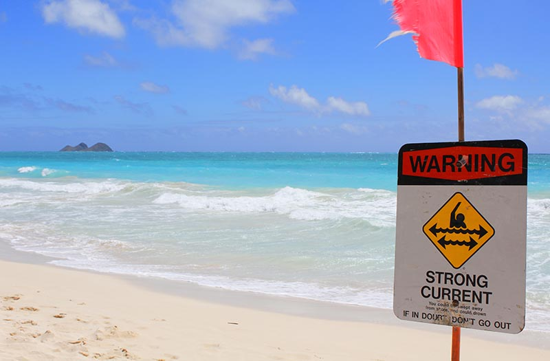 Ocean Hazards- Rip Currents