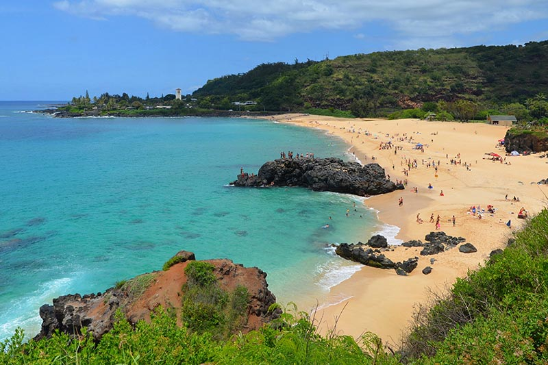 Waimea Bay-summer